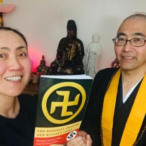 卍悪と平和の象徴は同じなの?卍(第125回NYこりんごラジオ、NYのお坊さん最終話!)