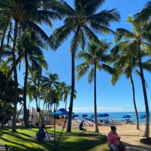ハワイに来れた理由
