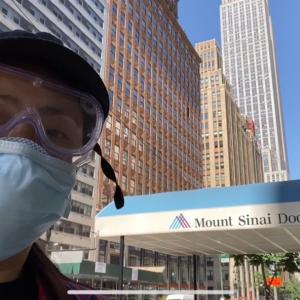 ニューヨーク爆笑健康診断