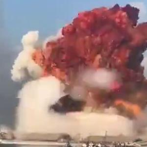 広島原爆記念日とレバノン大爆発