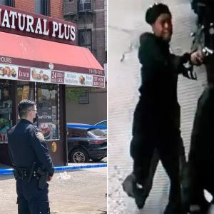 ご近所ブルックリンで、衝撃な射殺事件!(そして47歳、12回目の衝撃な採卵)
