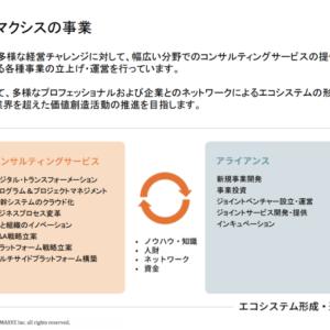 【減配なし】シグマクシス(6088)はITコンサル・高成長株
