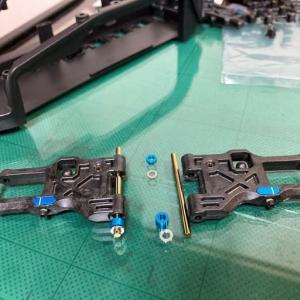タミヤ TA07RR組み立てtipsですよ~ 早速組み立てtipsその2編