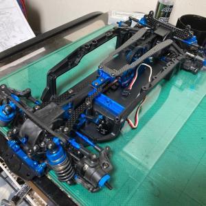 タミヤ TA07RR組み立てtipsですよ~ 早速組み立てtipsその3編