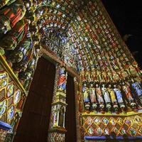 No.582今年800歳を祝う仏アミアン大聖堂の光のショー、今夜から再開!