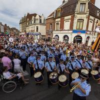 No.518ユネスコ文化遺産:仏北部ドゥエの伝統16世紀から続くガイヤン祭!!
