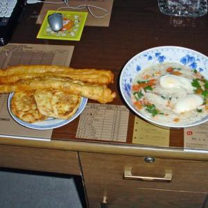 初めての中国・初めての食べ物2002年