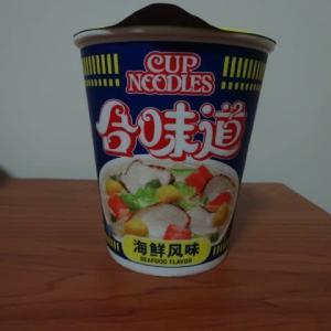 リベンジ大陸カップ麺天国