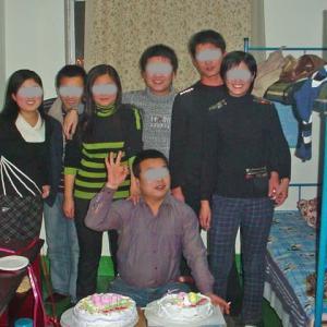 15年前の思い出: 誕生日に招待されて