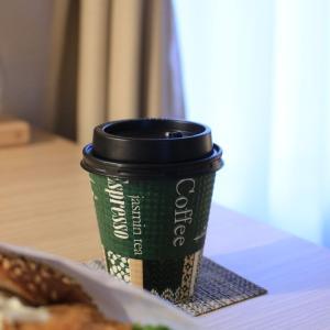 気分がアガる!カフェ気分が味わえるオシャレな紙コップ。 サンナップ ホールマークカフェ