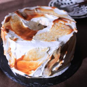 「至福のキャラメルスイーツ」何度でも作りたくなる美味しさ! キャラメルシフォンケーキ