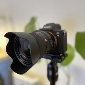 レンズのお話。Gマスターレンズ購入。【レビュー】SONY FE24mm F1.4GM