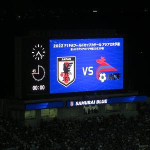 余裕の勝利も10点くらい取れたはず ☆ 日本代表×モンゴル代表