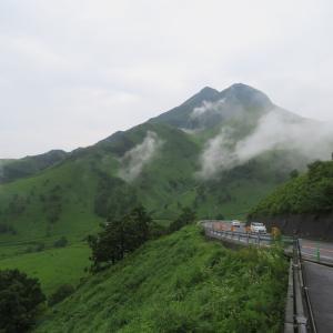 悪天候でも楽しむ熊本・大分ドライブ ラスト ☆ 同じ道でもまた違った景色