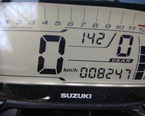 SUZUKI GSX-S125 ABS 四回目のオイル交換(8200km)
