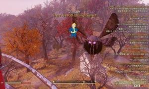 Fallout76雑感 その14 ビッグガンビルドやってみた 初期~LV60くらいの頃