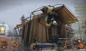 Fallout76雑感 その30 ランダムピックイベント5キャラ分 ジャンキービッグガン編