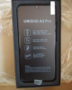 楽天UN-LIMITに楽天回線対応モデルを買わずに申し込んでみる その5 敗北を認めUMIDIGI A5 Proを購入しSIM入れ