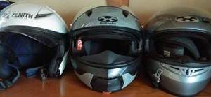 SUZUKI GSX-S125 ABS 用の新しいシステムヘルメット、OGK RYUKI購入 その3 かぶってみた感想や他のメットとの比較