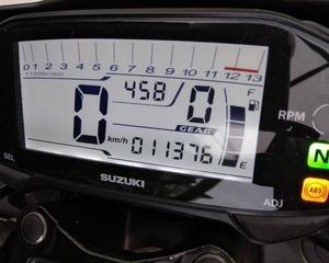SUZUKI GSX-S125 ABS 五回目のオイル交換(11300km) 前編