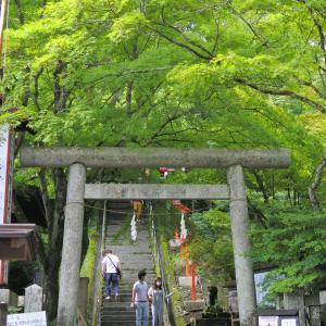 熊野神社へ♪