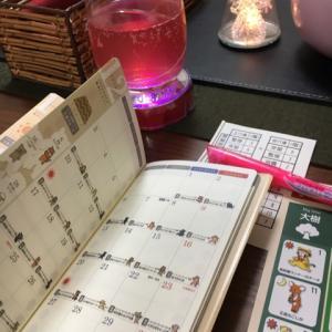 毎年恒例!キャラナビ手帳術