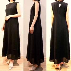 サマードレス、サイズ解説。身幅の参考にしてください。