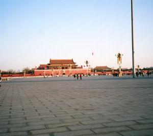 2007年冬の北京旅行(2007年2月2日~2月4日)