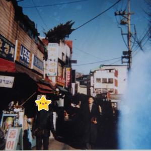 1999年12月のソウル