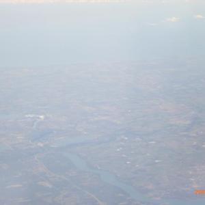 <2008年旅行記> 成田⇒ニューヨークJFK(JL6)*ニューヨークに到着!!
