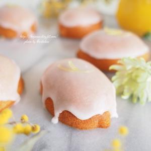 レモンケーキの固さって…