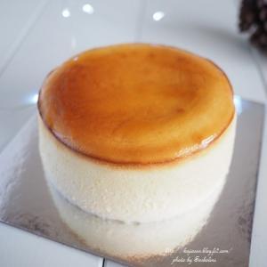 焼成が難しいスフレチーズケーキ