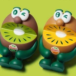 ゼスプリ「キウイ兄弟」とスーパーフルーツキウイのチカラ