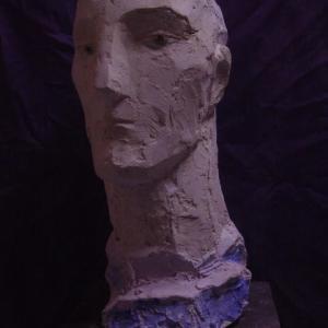 【彫刻家】「NEO」【現代日本彫刻家】大河原隆則