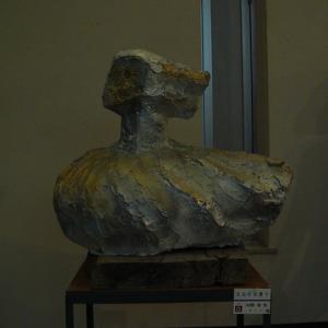 【日本 彫刻家】「風の民」
