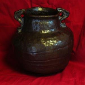 【現代陶芸】「手びねり壺」