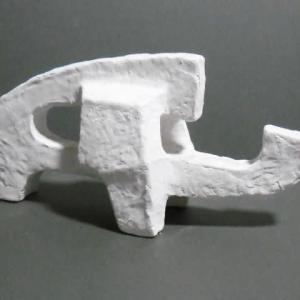 【彫刻家】大河原隆則「構造物Ⅵ・③」