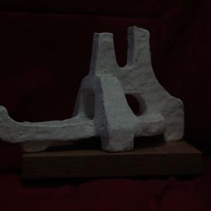 【彫刻家】大河原隆則「舟」