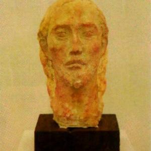 【彫刻家】大河原隆則【現代彫刻】「終わりで始まり」