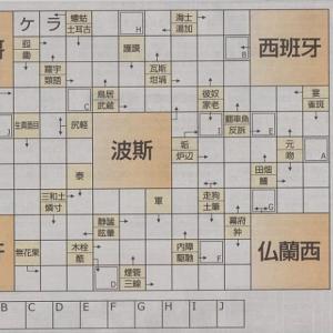 外国の国の漢字アローに挑戦
