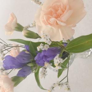 2回目のお花の定期便を利用しました!