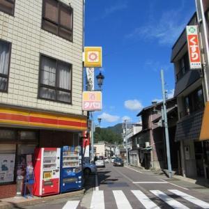 姉妹店・湯快リゾート「清山荘」への通路