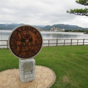 東郷湖畔の景色①