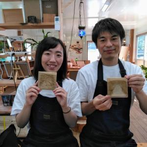 【新潟の木工教室 KIYA DESIGN 豆皿作り】