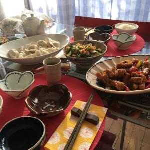 お料理教室とおかしゃんの呪いσ^_^;