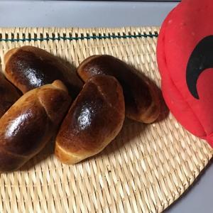パンを焼きました♪