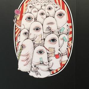 ヒグチユウコ展 CIRCUS 刈谷市美術館