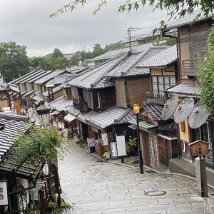 京都で色とりどりの天ぷらランチ...周りにびっくり