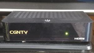 TVをつけるとCGNTV!