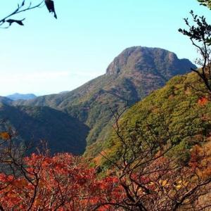 晩秋の「多良岳」を周回する!(来期への下見も兼ねて!)